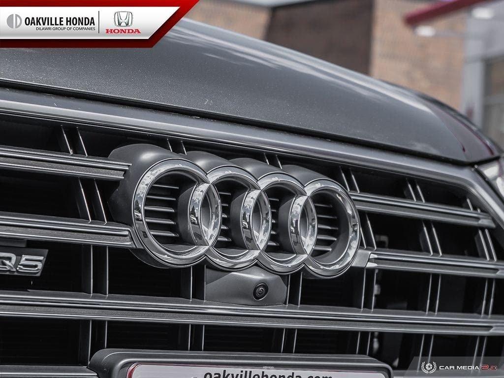 2018 Audi SQ5 3.0T Technik quattro 8sp Tiptronic in Oakville, Ontario - 9 - w1024h768px