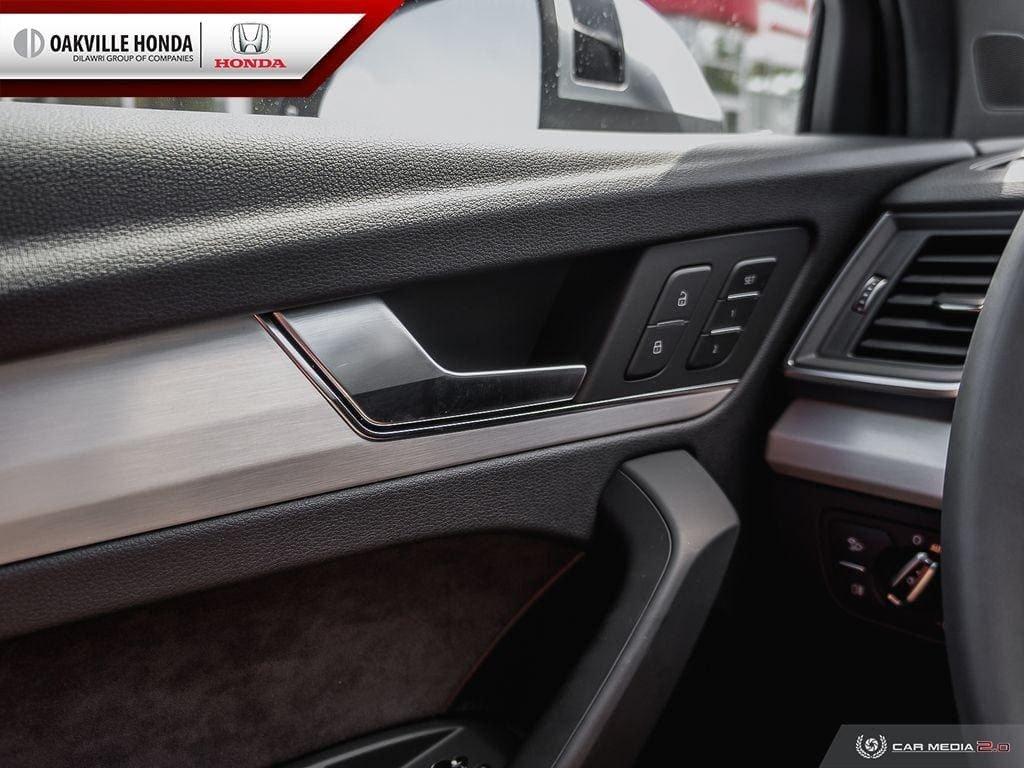 2018 Audi SQ5 3.0T Technik quattro 8sp Tiptronic in Oakville, Ontario - 16 - w1024h768px