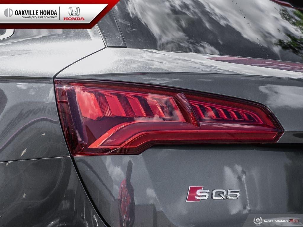 2018 Audi SQ5 3.0T Technik quattro 8sp Tiptronic in Oakville, Ontario - 11 - w1024h768px