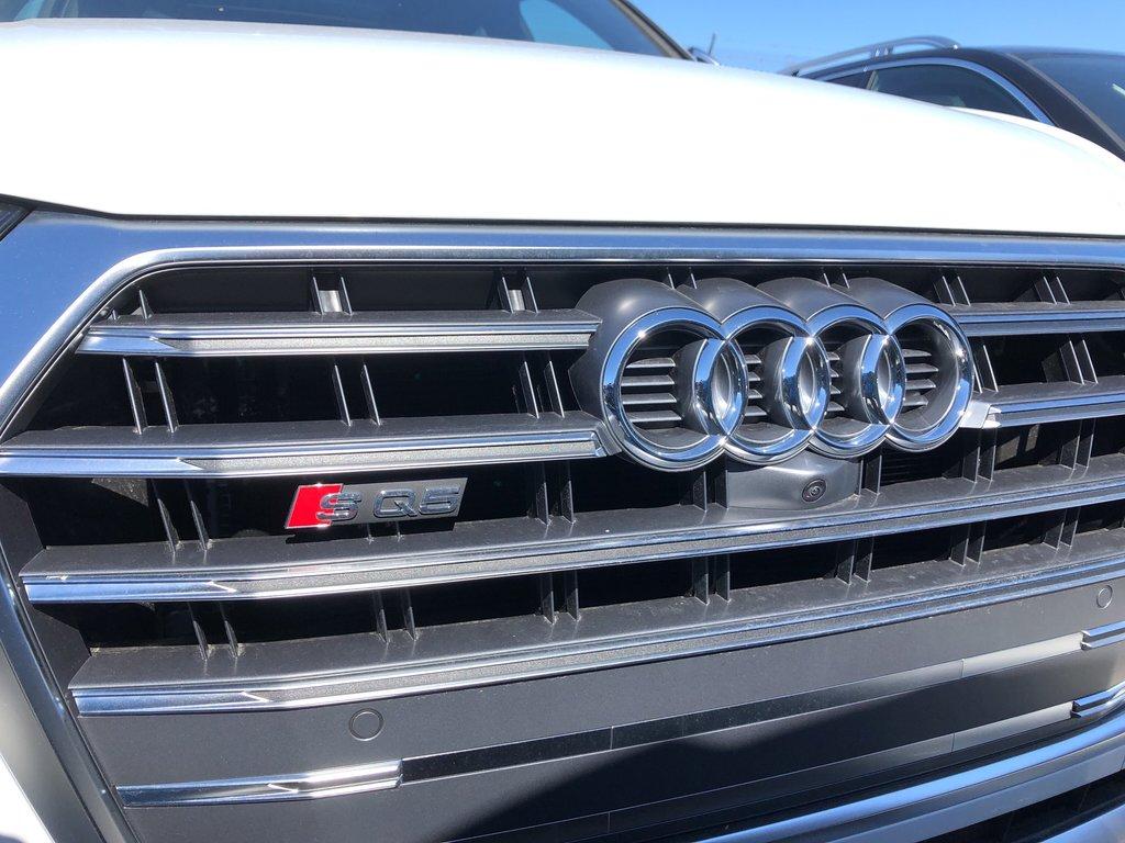 Audi SQ5 Technik 2019 à St-Bruno, Québec - 2 - w1024h768px