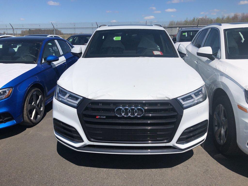 Audi SQ5 Progressiv 2019 à St-Bruno, Québec - 2 - w1024h768px