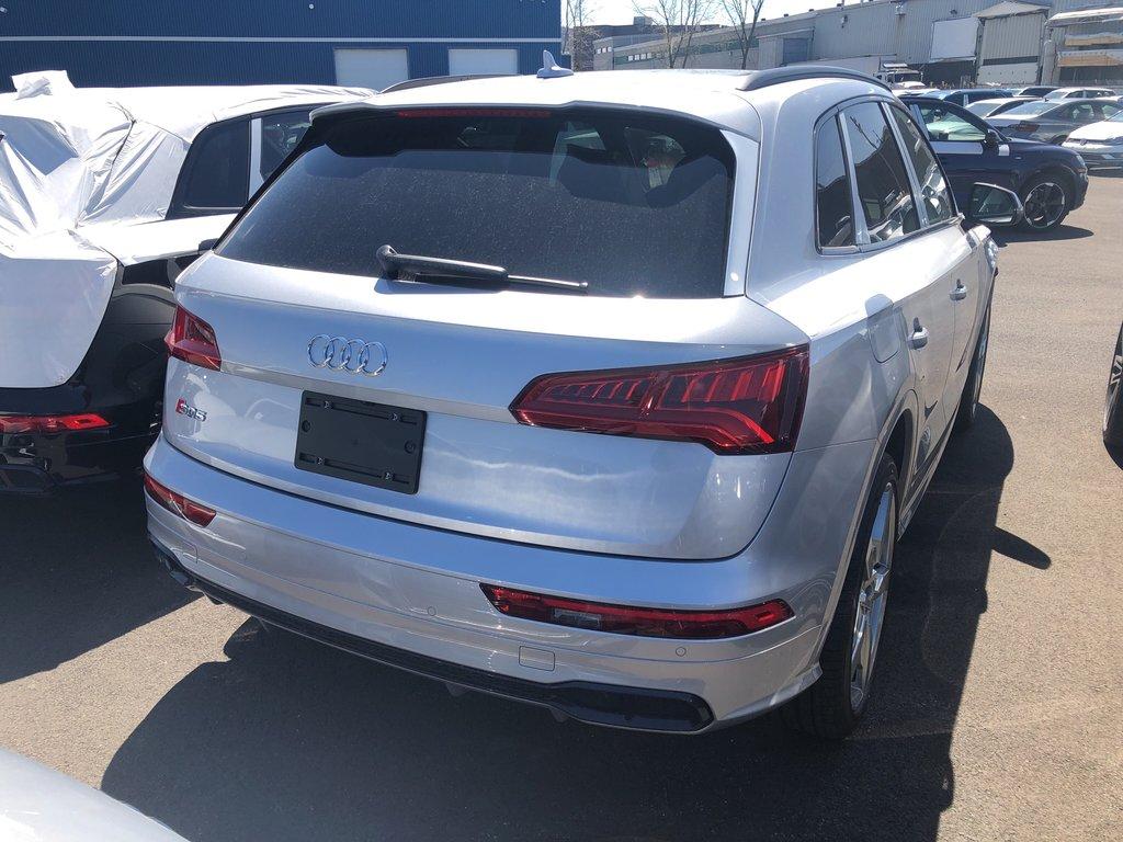 Audi SQ5 Technik 2019 à St-Bruno, Québec - 5 - w1024h768px