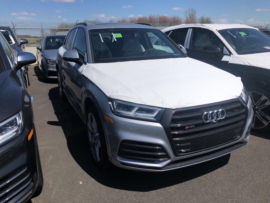 Audi SQ5 Technik 2019 à St-Bruno, Québec - 3 - w1024h768px