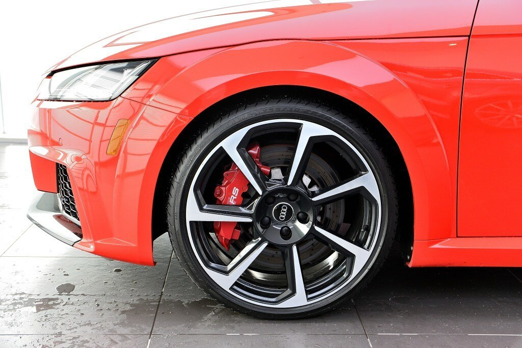 Audi TT RS BLACK OPTICS + 7 390$ D'OPTIONS + OLED + B&O 2018 à St-Bruno, Québec - 6 - w1024h768px
