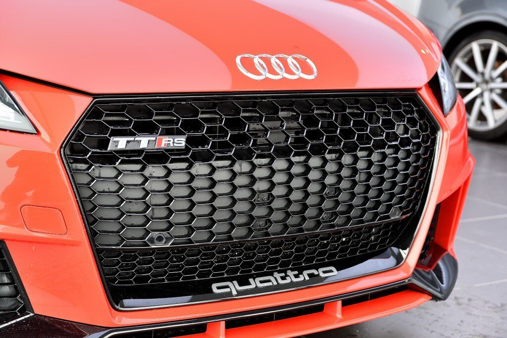 Audi TT RS BLACK OPTICS + 7 390$ D'OPTIONS + OLED + B&O 2018 à St-Bruno, Québec - 3 - w1024h768px