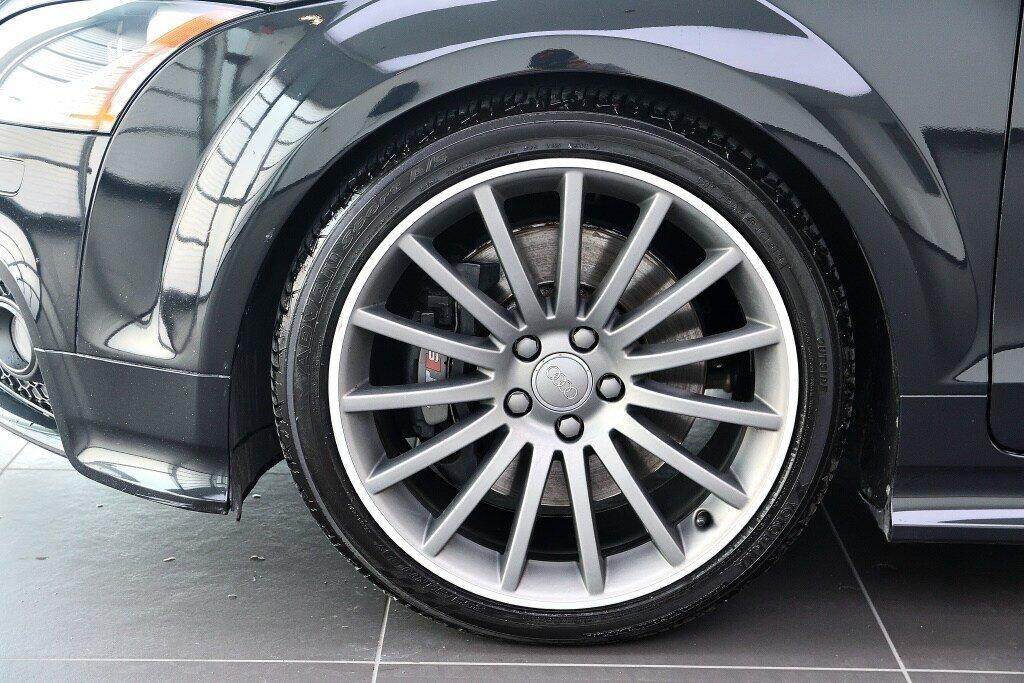 Audi TTS ROADSTER + BLACK OPTICS + RARE 2014 à St-Bruno, Québec - 6 - w1024h768px