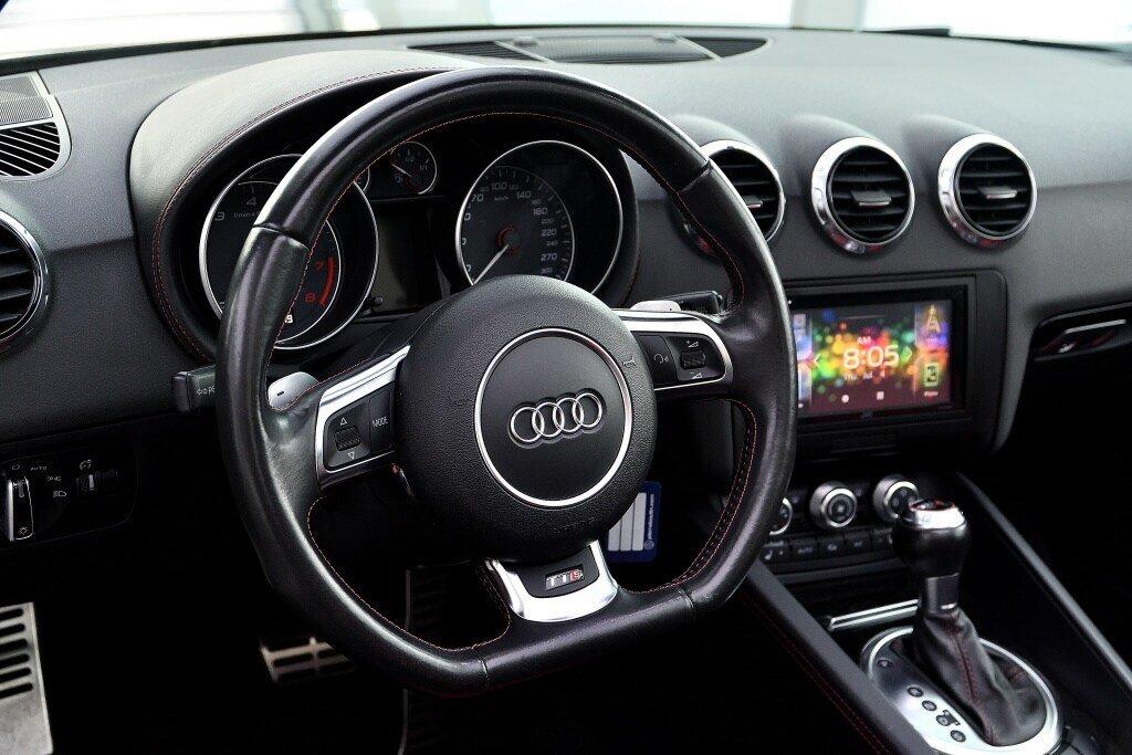 Audi TTS ROADSTER + BLACK OPTICS + RARE 2014 à St-Bruno, Québec - 7 - w1024h768px
