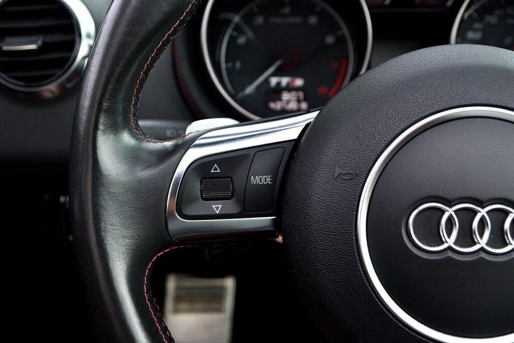 Audi TTS ROADSTER + BLACK OPTICS + RARE 2014 à St-Bruno, Québec - 22 - w1024h768px