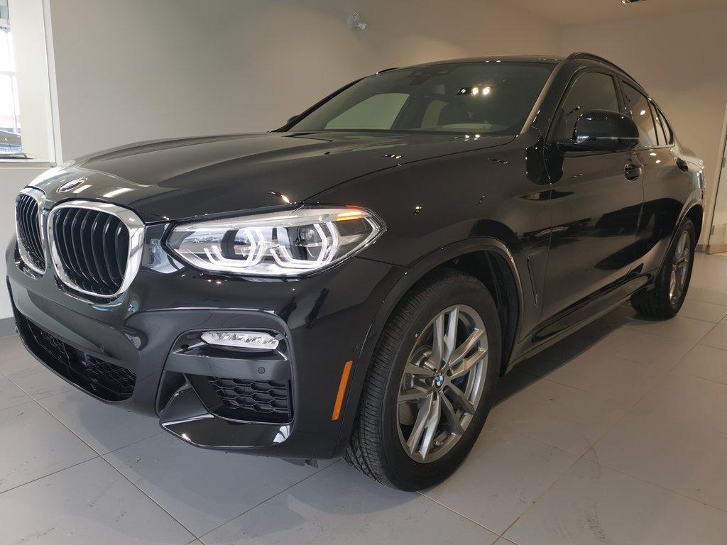 2019 BMW SAV XDRIVE X4 XDRIVE 30I in Regina, Saskatchewan - 1 - w1024h768px