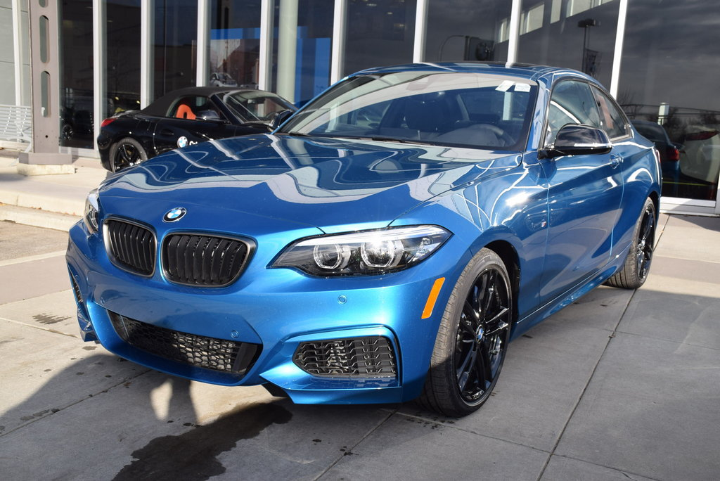 Calgary BMW | 2020 BMW 2 Series M240i xDrive | #N23797