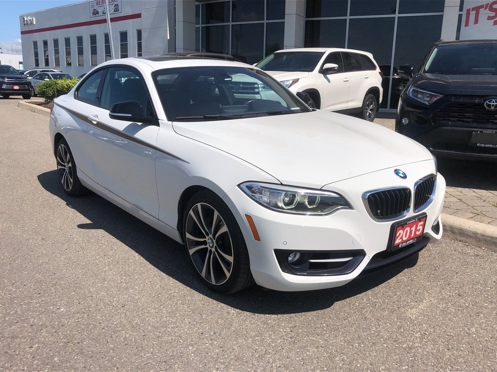 2015 BMW 228i XDrive Coupe in Bolton, Ontario - 4 - w1024h768px