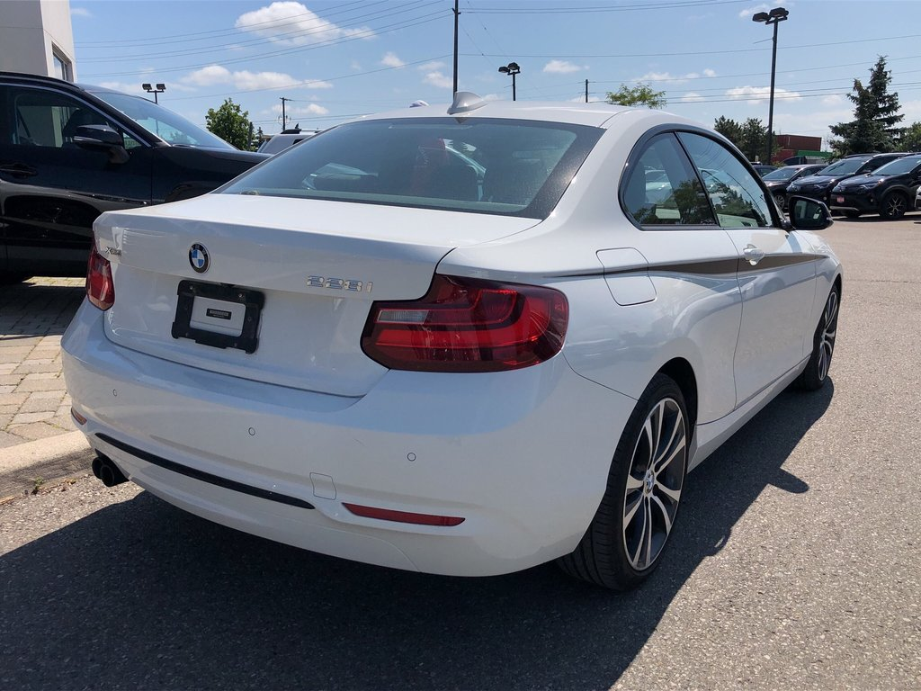 2015 BMW 228i XDrive Coupe in Bolton, Ontario - 5 - w1024h768px