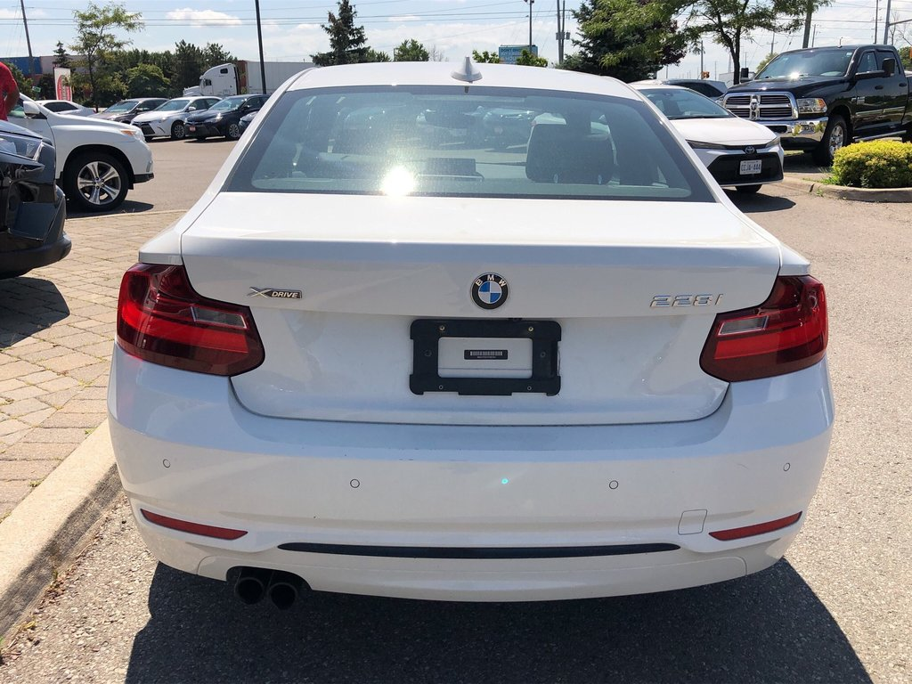 2015 BMW 228i XDrive Coupe in Bolton, Ontario - 6 - w1024h768px