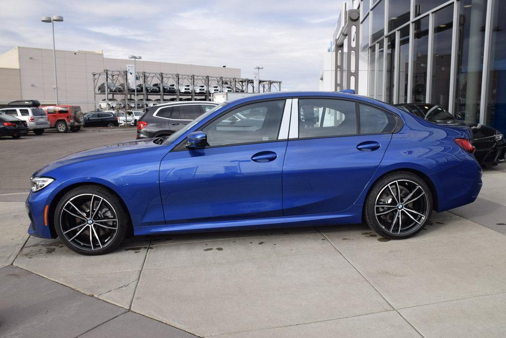 Calgary BMW | 2020 BMW 3 Series 330i xDrive | #N23852CC