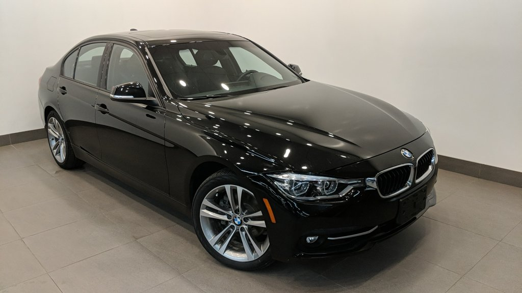 2018 BMW 330i 330I XDRIVE SEDAN in Regina, Saskatchewan - 1 - w1024h768px