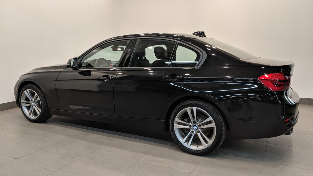 2018 BMW 330i 330I XDRIVE SEDAN in Regina, Saskatchewan - 22 - w1024h768px