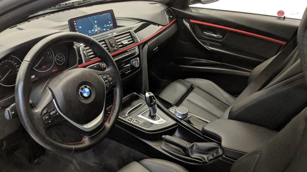 2018 BMW 330i 330I XDRIVE SEDAN in Regina, Saskatchewan - 10 - w1024h768px