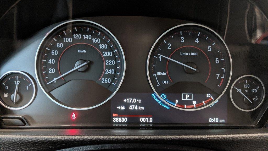 2018 BMW 330i 330I XDRIVE SEDAN in Regina, Saskatchewan - 2 - w1024h768px