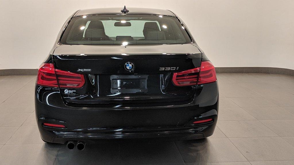 2018 BMW 330i 330I XDRIVE SEDAN in Regina, Saskatchewan - 23 - w1024h768px