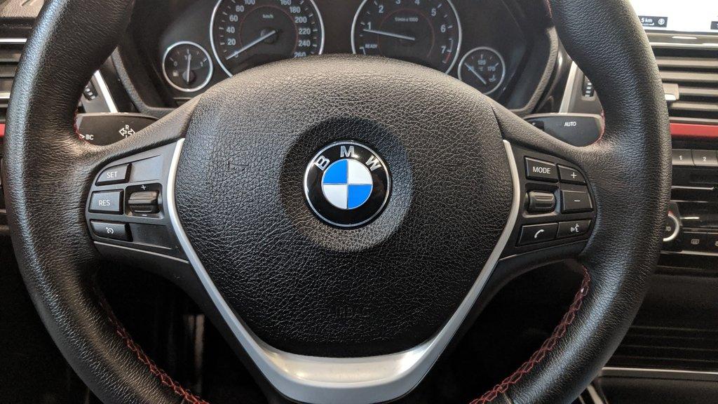 2018 BMW 330i 330I XDRIVE SEDAN in Regina, Saskatchewan - 5 - w1024h768px