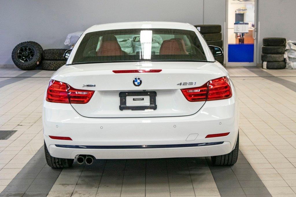 2015 BMW 428i XDrive DÉCAPOTABLE in Dollard-des-Ormeaux, Quebec - 11 - w1024h768px