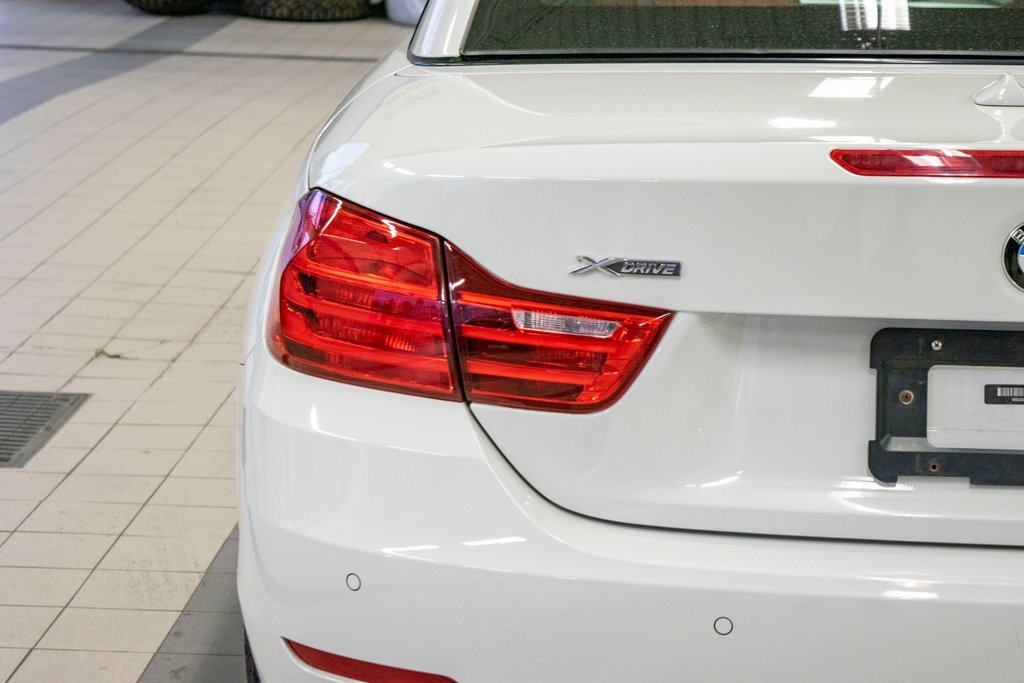 2015 BMW 428i XDrive DÉCAPOTABLE in Dollard-des-Ormeaux, Quebec - 37 - w1024h768px