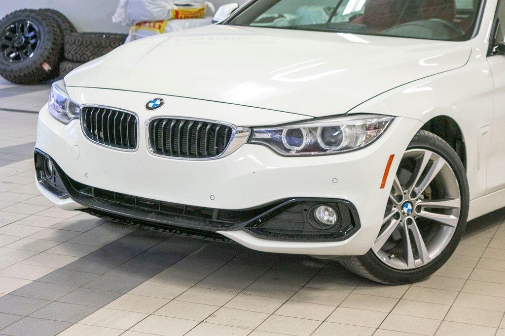 2015 BMW 428i XDrive DÉCAPOTABLE in Dollard-des-Ormeaux, Quebec - 39 - w1024h768px
