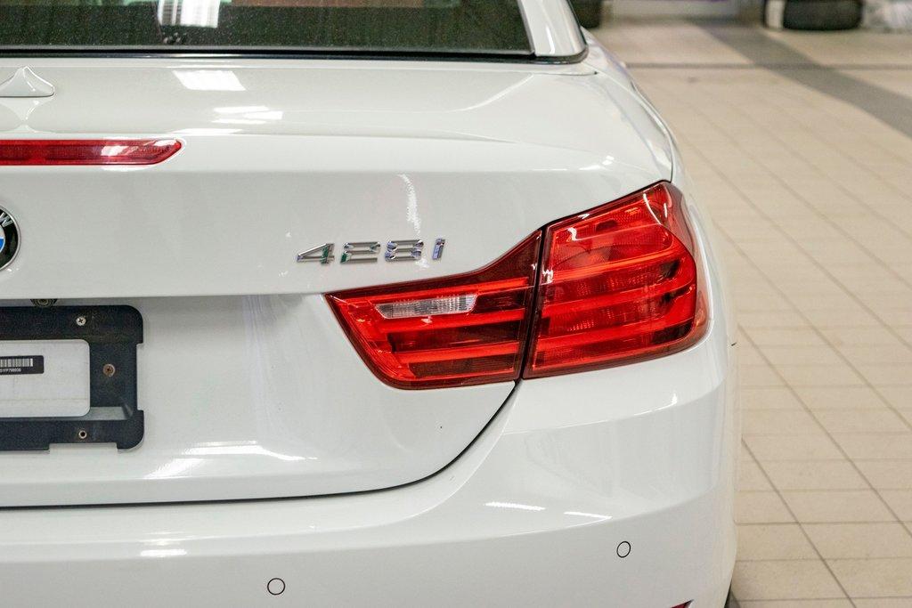 2015 BMW 428i XDrive DÉCAPOTABLE in Dollard-des-Ormeaux, Quebec - 38 - w1024h768px