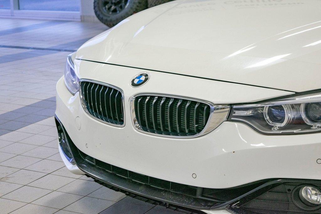 2015 BMW 428i XDrive DÉCAPOTABLE in Dollard-des-Ormeaux, Quebec - 41 - w1024h768px