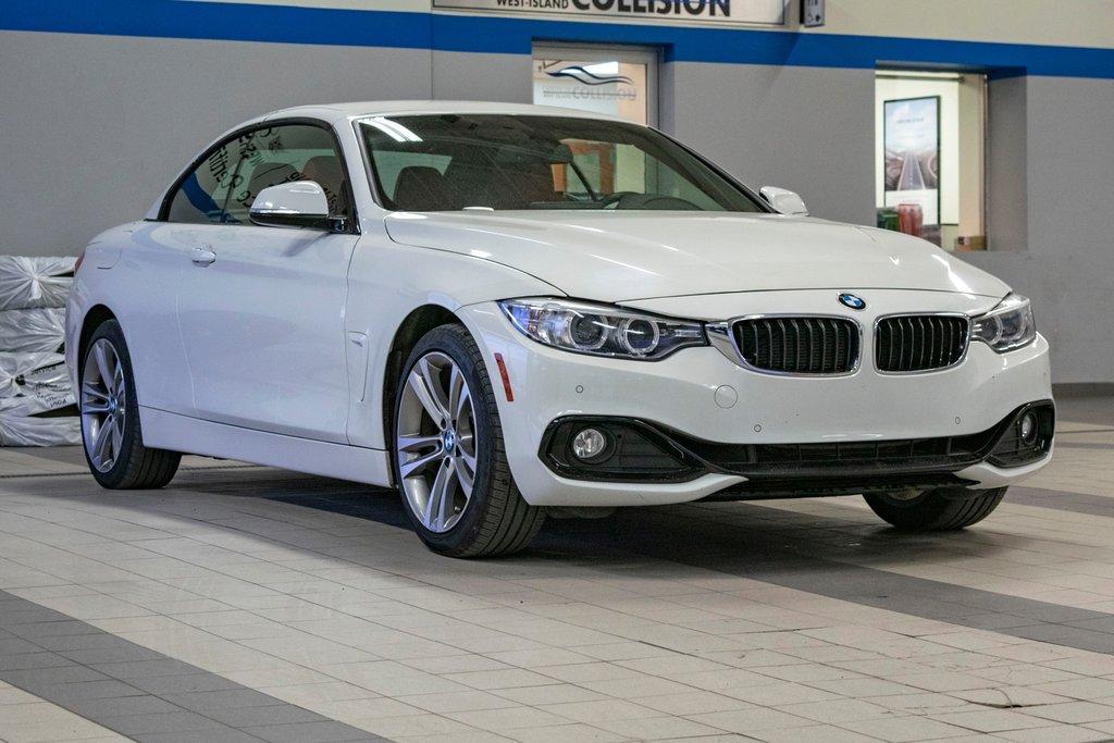 2015 BMW 428i XDrive DÉCAPOTABLE in Dollard-des-Ormeaux, Quebec - 5 - w1024h768px