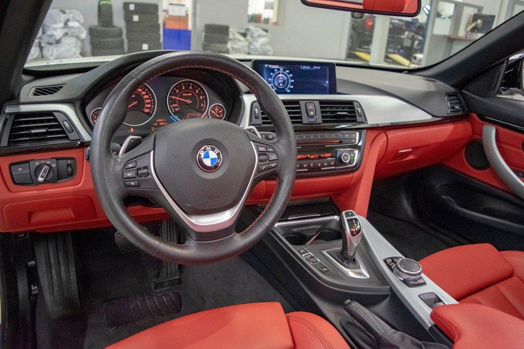 2015 BMW 428i XDrive DÉCAPOTABLE in Dollard-des-Ormeaux, Quebec - 16 - w1024h768px