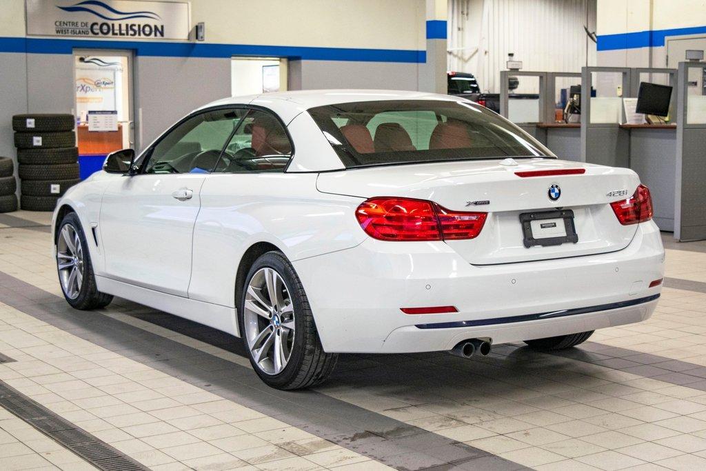 2015 BMW 428i XDrive DÉCAPOTABLE in Dollard-des-Ormeaux, Quebec - 9 - w1024h768px