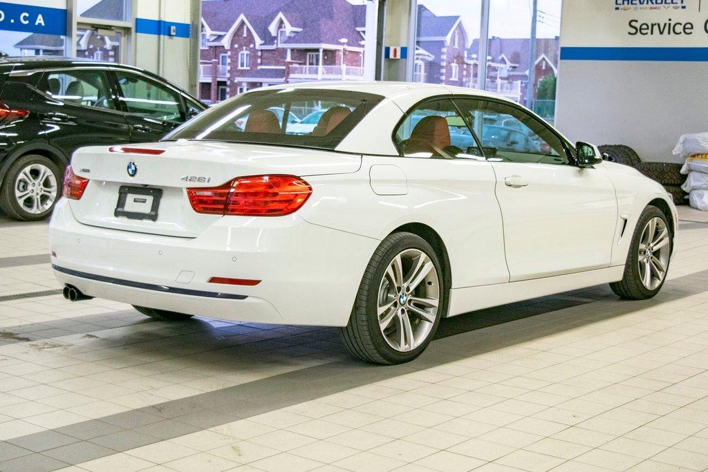 2015 BMW 428i XDrive DÉCAPOTABLE in Dollard-des-Ormeaux, Quebec - 12 - w1024h768px