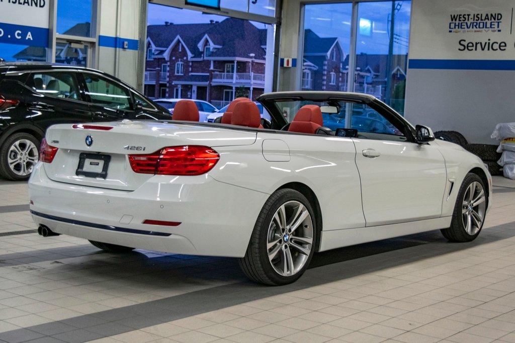 2015 BMW 428i XDrive DÉCAPOTABLE in Dollard-des-Ormeaux, Quebec - 14 - w1024h768px