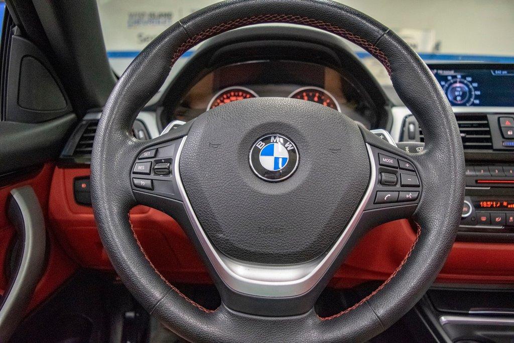 2015 BMW 428i XDrive DÉCAPOTABLE in Dollard-des-Ormeaux, Quebec - 21 - w1024h768px