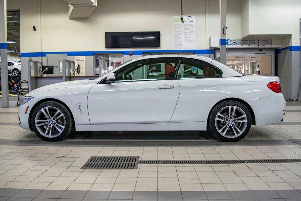 2015 BMW 428i XDrive DÉCAPOTABLE in Dollard-des-Ormeaux, Quebec - 7 - w1024h768px
