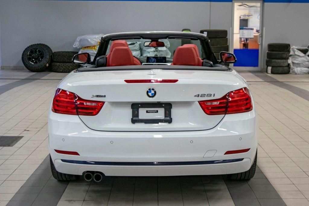 2015 BMW 428i XDrive DÉCAPOTABLE in Dollard-des-Ormeaux, Quebec - 13 - w1024h768px