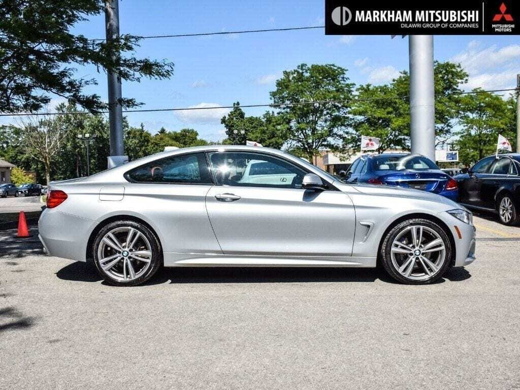 2016 BMW 435i XDrive Coupe in Markham, Ontario - 3 - w1024h768px
