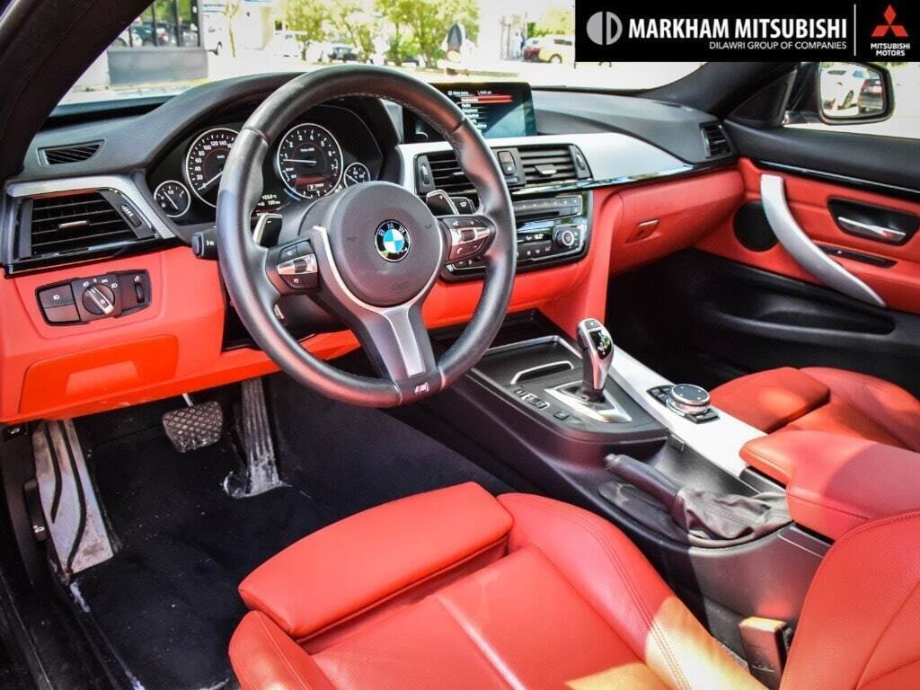 2016 BMW 435i XDrive Coupe in Markham, Ontario - 10 - w1024h768px