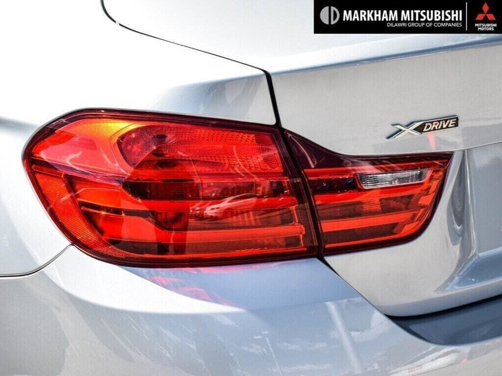2016 BMW 435i XDrive Coupe in Markham, Ontario - 6 - w1024h768px