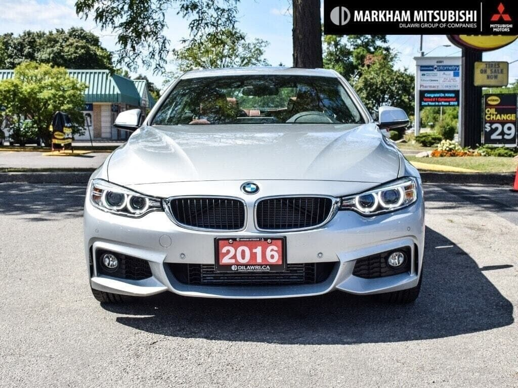 2016 BMW 435i XDrive Coupe in Markham, Ontario - 2 - w1024h768px