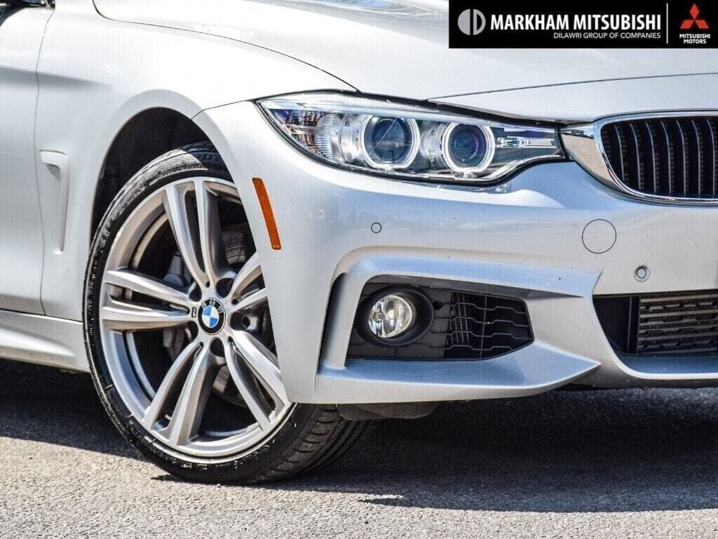 2016 BMW 435i XDrive Coupe in Markham, Ontario - 7 - w1024h768px