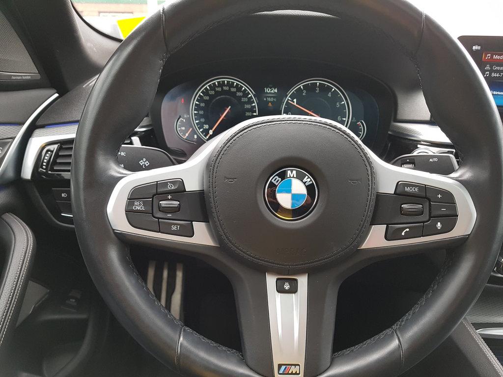 2018 BMW 530I XDrive Sedan in Regina, Saskatchewan - 10 - w1024h768px