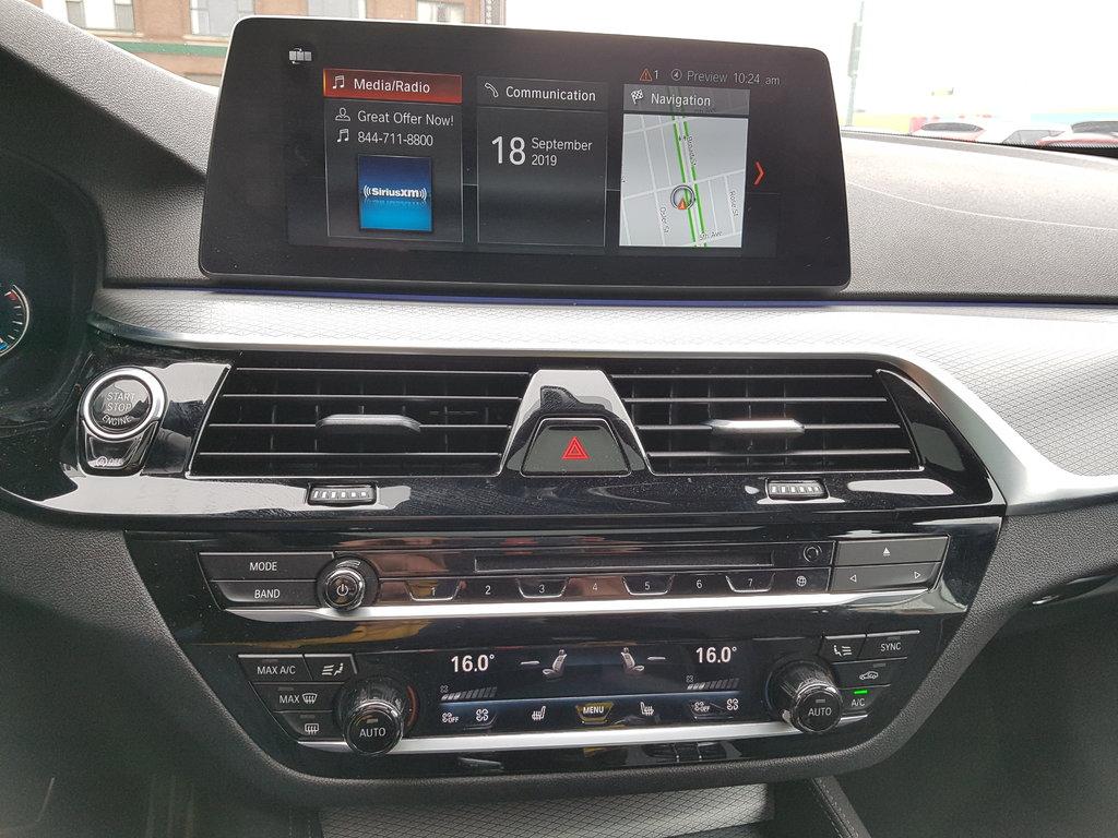 2018 BMW 530I XDrive Sedan in Regina, Saskatchewan - 11 - w1024h768px