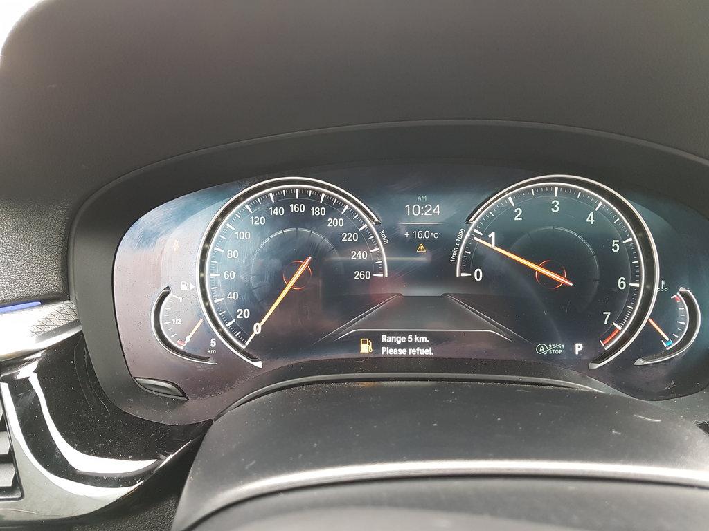 2018 BMW 530I XDrive Sedan in Regina, Saskatchewan - 9 - w1024h768px