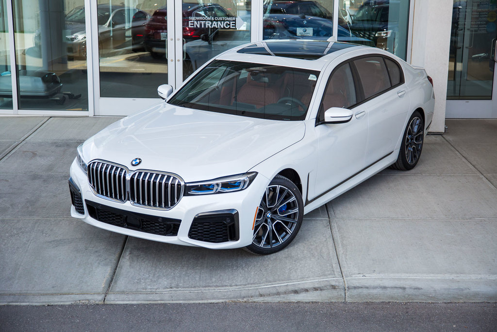 BMW Gallery   2020 BMW 750LI XDrive Sedan   #G18938