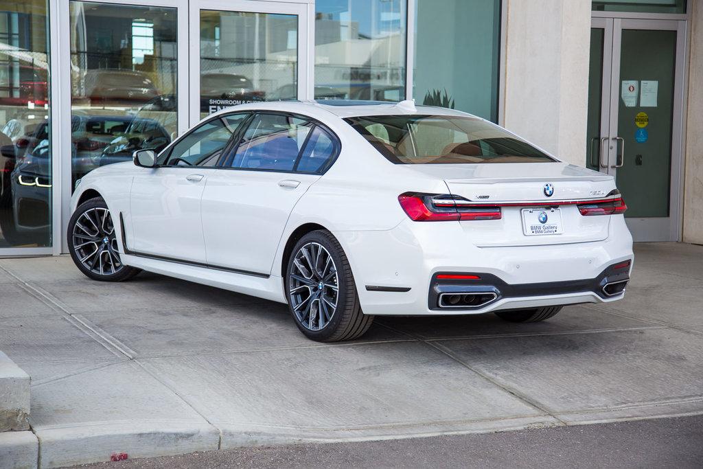 BMW Gallery | 2020 BMW 750LI XDrive Sedan | #G18938