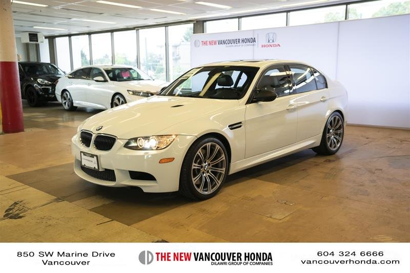 2011 BMW M3 Sedan in Vancouver, British Columbia - 1 - w1024h768px