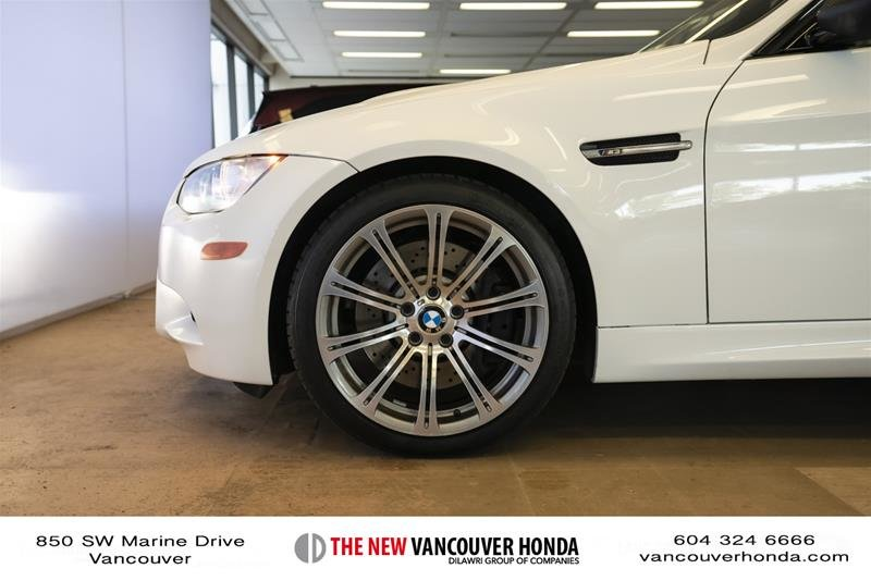 2011 BMW M3 Sedan in Vancouver, British Columbia - 9 - w1024h768px
