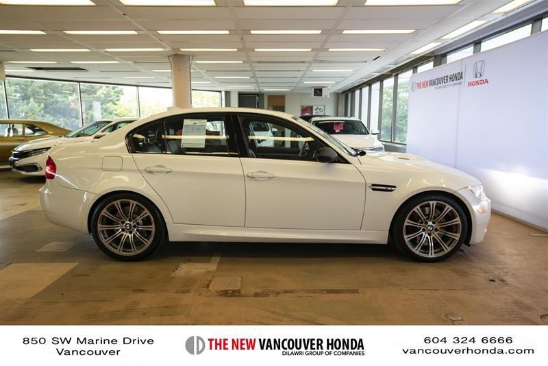 2011 BMW M3 Sedan in Vancouver, British Columbia - 4 - w1024h768px